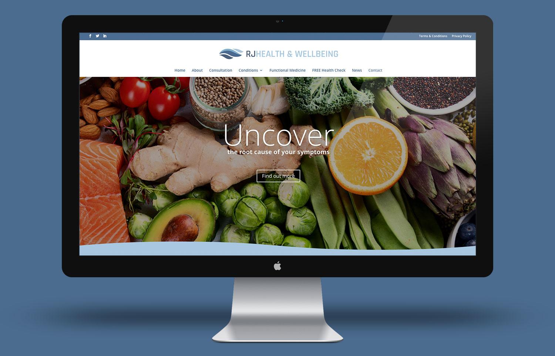RJ Health Homepage