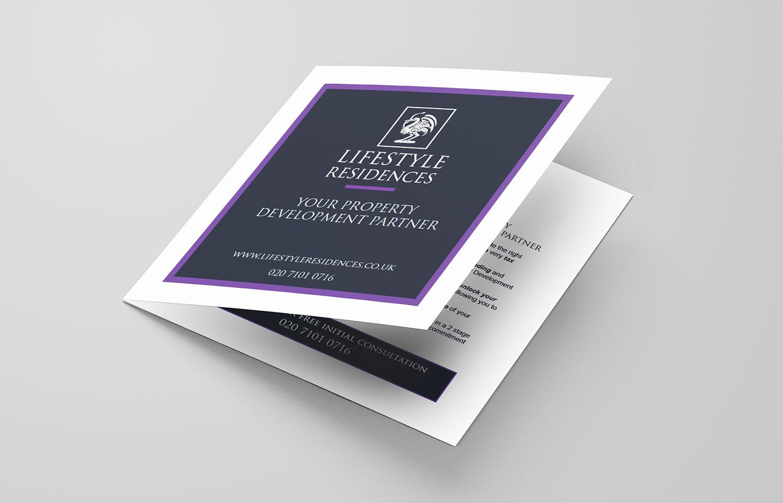 Lifestyle Residences Leaflet