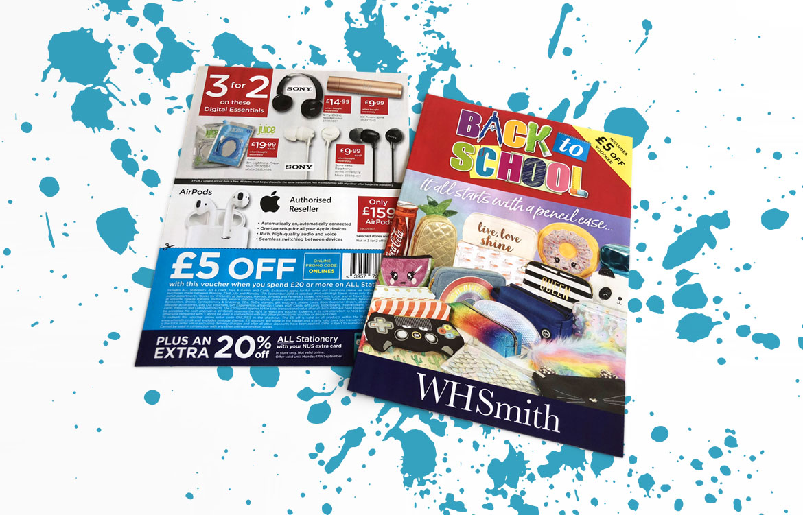 WHSmith Back to School