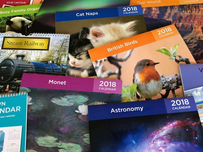WHSmith Calendars
